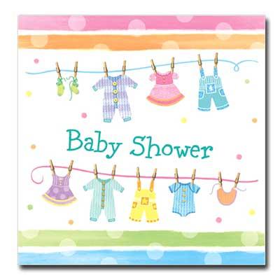 Baby Shower Planning