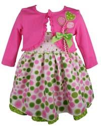 Bonnie Jean Birthday Dress
