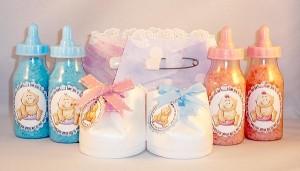 Homemade Baby Shower Favors