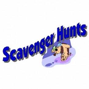 Kids Activities Indoor Scavenger Hunt Ideas