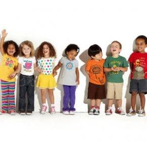Children's Fashion Last 10 Years
