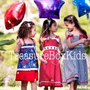 All About Treasure Box Kids