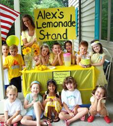 Volunteering Activities Alex Lemonade Stand Foundation