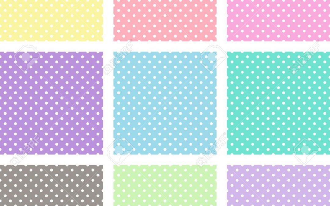Polka Dots Always Trendy