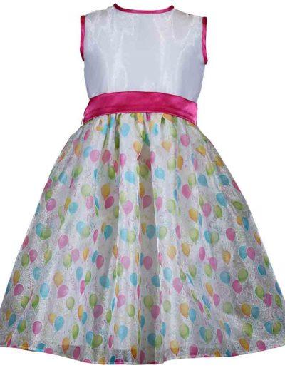 Treasure Box Kids Girls Birthday Dress