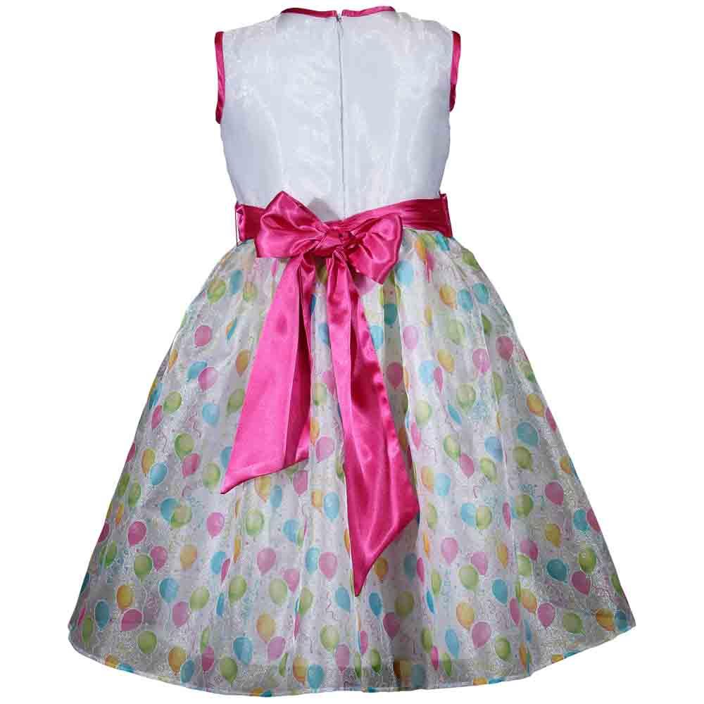 Toddler Balloon Birthday Dress